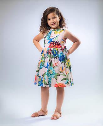 Rosir Paradise Flower Princess Dress