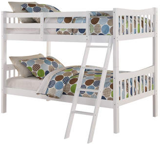 LOFT Viv + Rae Root Twin over Twin Bunk Bed Bed Frame