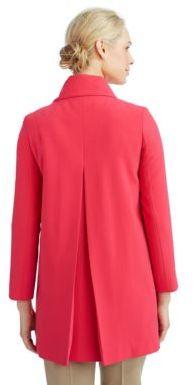 Tahari Long Sleeved Topper Coat
