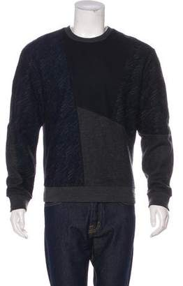 Wooyoungmi Wool Colorblock Sweater