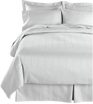 Distinctly Home Sateen 4-Piece 520 Thread-Count Stripe Cotton Sheet Set