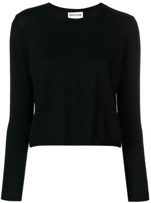 Semi-Couture Semicouture Samy cropped sweater
