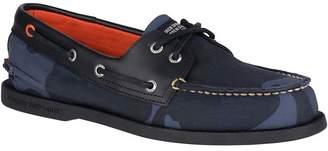 Sperry Mens Jack Spade Authentic Original 2-Eye Boat Shoe (7, )