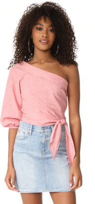 Free People Get Down Top $88 thestylecure.com