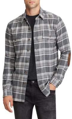 Polo Ralph Lauren Standard-Fit Cotton Workshirt