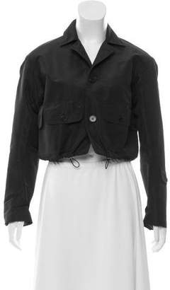 Ralph Lauren Cropped Lightweight Jacket