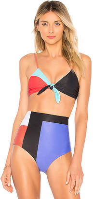 Mara Hoffman Carla Bikini Top