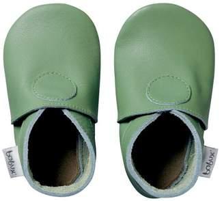 Bobux BB 4153 NB Baby Shoes Apple Green