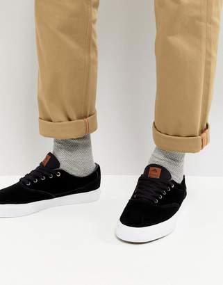 Emerica Provost sneaker in black