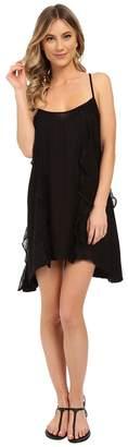 Volcom Ruff Crowd Dress Women's Dress