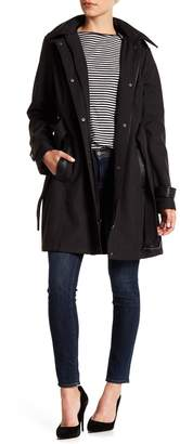 MICHAEL Michael Kors Missy Hooded Coat