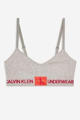Calvin Klein Triangle Bra