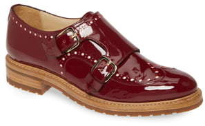 The Office of Angela Scott Mr. York Monk Strap Shoe