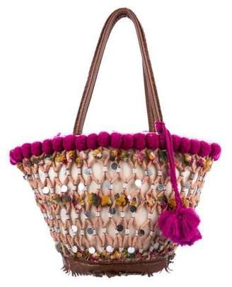 Figue Embellished Shopper Tote
