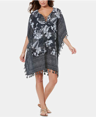 Miraclesuit Castaway Caftan Cover-Up Women Swimsuit