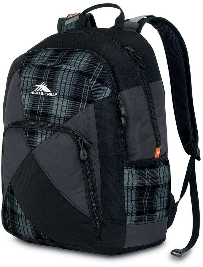 High Sierra berserk laptop backpack