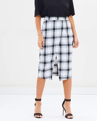 Atmos & Here ICONIC EXCLUSIVE - Roma Midi Skirt