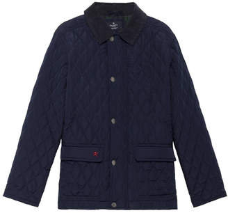 Hackett Quilted Paddock Jacket