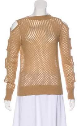 Minnie Rose Cashmere Knit Sweater