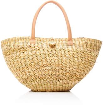 Nannacay Nalani Woven Raffia Bag
