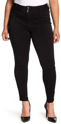 Wilson Rebel X Angels The Mogul Mid Rise Ankle Skinny Jeans (Plus Size)