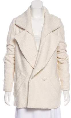 Smythe Textured Short Coat