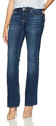 Lee Indigo Women's Modern Collection 5 Pocket Boot Cut Jean