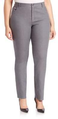 Lafayette 148 New York Lafayette 148 New York, Plus Size Plus Bella Curvy Slim-Leg Jeans