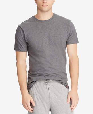 Polo Ralph Lauren Men's Classic-Fit Crew-Neck Cotton T-Shirt, 4-Pk.