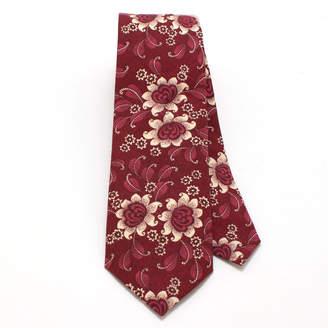 General Knot & Co Vintage Lenox Floral Necktie