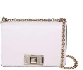 481d8191f Furla Shoulder Strap Mimi mini Leather Plaster Color