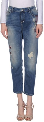 Liu Jo Denim pants - Item 42515913