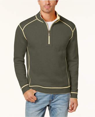 Tommy Bahama Men's Reversible Flip-Side Classic Sweatshirt
