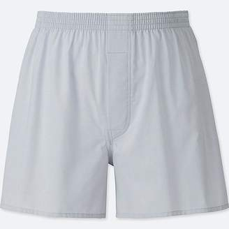 Uniqlo Men's Woven Light Oxford Boxers