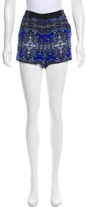 A.L.C. Silk Mini Shorts