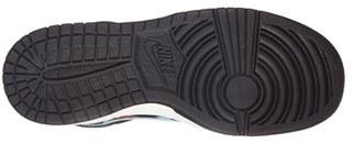 Nike 'Dunk Hi - Skinny Print' High Top Basketball Sneaker