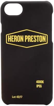 Heron Preston iPhone 8 logo case