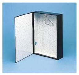 Whitebox Cloud Design Box File Foolscap Wx20012 - Pack Of 10 A4