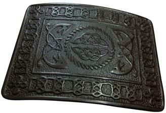 Celtic AAR Scottish Highland Kilt Belt Buckle Design Finish