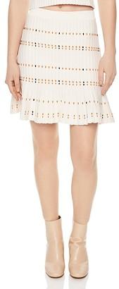 Sandro Nola Textured Knit Dress $250 thestylecure.com
