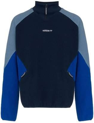 adidas EQT polar fleece jacket