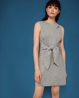 Ted Baker EVALINA Tie front dress