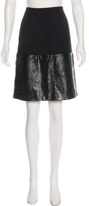 L'Agence Knee-length Skirt w/ Tags