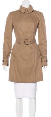 Stella McCartney Lightweight Knee-Length Coat