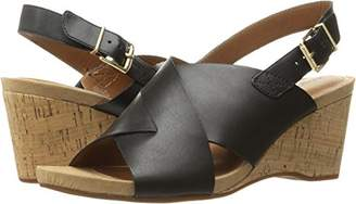 Easy Spirit Women's Lacene Wedge Sandal