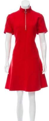 Christian Dior Mini A-Line Dress