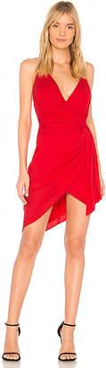 Style Stalker STYLESTALKER Dacey Draped Dress