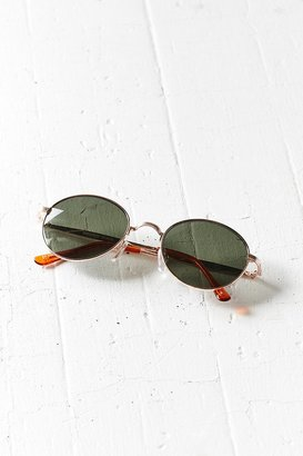 Urban Outfitters 1992 Slim Oval Sunglasses