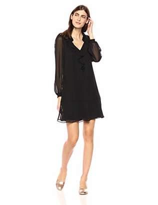 Kensie Dress Women's Chiffon Dress