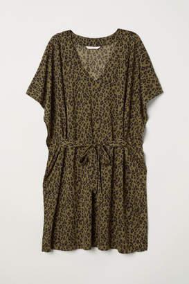 H&M Patterned Kaftan - Green
